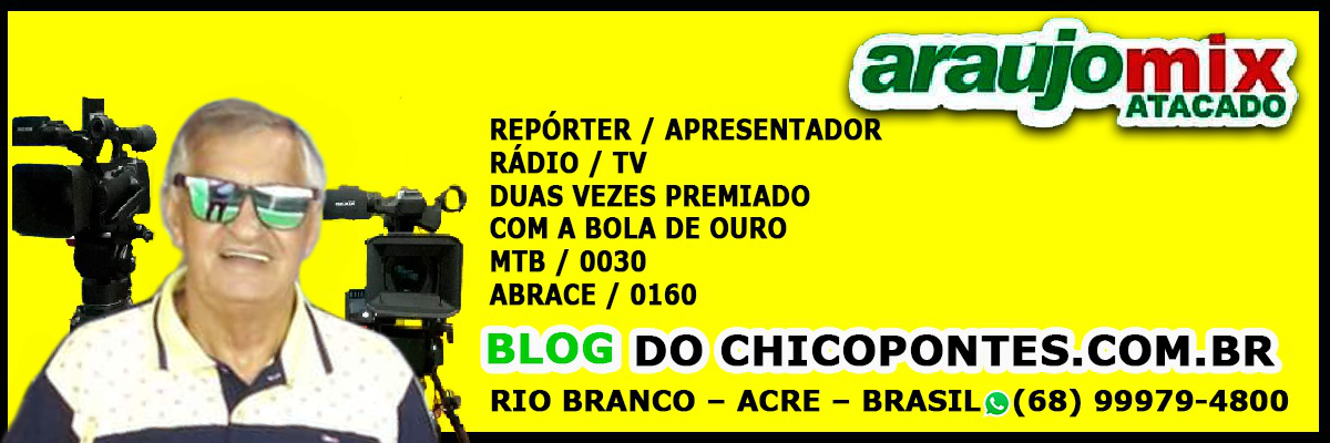BLOG DO CHICO PONTES